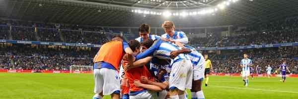 La Real Sociedad apoya a Hurkoa