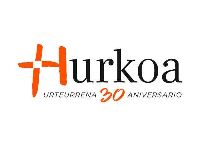 Logo Hurkoa 30 Aniversario