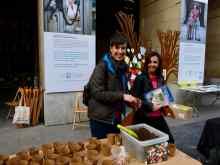 Hurkoa presente en el Día Internacional del Voluntariado